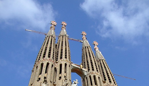 Sagrada Familia 3 Barcellona
