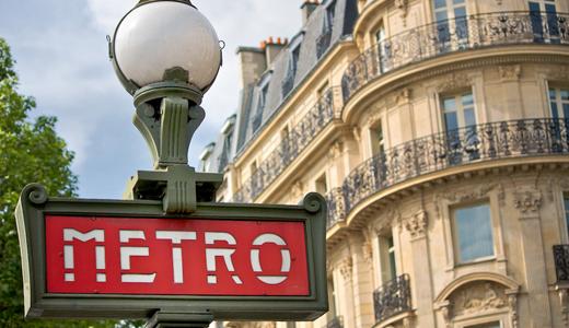 metro parigi Parigi